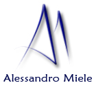 View this image in original resolution: Logo Alessandro Miele