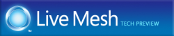 View this image in original resolution: Logo Microsoft Live Mesh